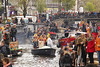 Netherlands - People Celebrate King´s Day in Amsterdam