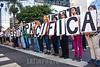 "Protesta ""Cada Vida Cuenta"" / ""Each Life Matters"" Protest"