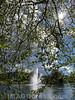 Springbrunnen an der Aare bei Aarau © Patrick Lüthy/IMAGOpress.com
