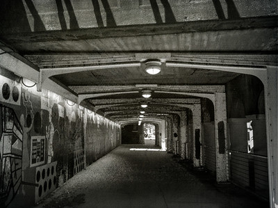 Chicago Underpass