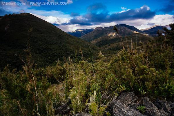 Itatiaia landscape