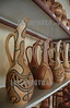 Cuba : Casa Santander alfarero - Trinidad Santi Espíritus - tienda de recuerdos - cerámica / Kuba : Souvenirladen mit Keramikwaren in Trinidad © Agustín Borrego Torres/LATINPHOTO.org