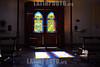 Argentina : Iglesia de Uribelarrea por dentro , en la ciudad de Buenos Aires , Argentina/  Argentinien : Fenster in einer Kirche in Buenos Aires © Walter Marthi/LATINPHOTO.org