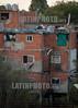 Argentina : Noviembre 24, 2016. Ciudad de Buenos Aires . Vista de la Villa Rodrigo Bueno / Argentinien : Villa Rodrigo Bueno - Slum - Armensiedlung - Backsteinhaus - Wohnlage © Kala Moreno Parra/LATINPHOTO.org