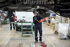 URUGUAY - MONTEVIDEO - NORDEX es una empresa que brinda el servicio de fabricación integral , único en la región . La planta de Nordex anunció el armado industrial, en Uruguay , de vehículos utilitarios de Citroen y Peugeot que se exportarán hacia el Mercosur - Trabajadores en la planta de armado de Nordex /NORDEX is a company that provides the integral manufacturing service, unique in the region . The Nordex plant announced the industrial assembly in Uruguay of Citroen and Peugeot utility vehicles to be exported to Mercosur - Workers at the Nordex assembly plant /Uruguay : Arbeiter im Werk von NORDEX - Nordex S.A. ist ein uruguayischer Automobil - und Nutzfahrzeughersteller in Montevideo - Fahrzeugmontage © Pablo Vignali/LATINPHOTO.org