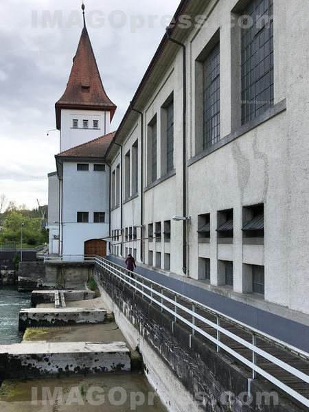 Elektrizitätswerk Aarau in Aarau © Patrick Lüthy/IMAGOpress.com