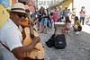 Turistas por La Habana.