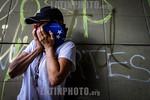 Vebezuela : Conflictos en Caracas  / Venezuela conflict Archives - Venezuela Conflict Stock Photos 2017 / Venezuela :  Archivmaterial zum Thema Krise in Venezuela - Caracas - Demonstration - ...