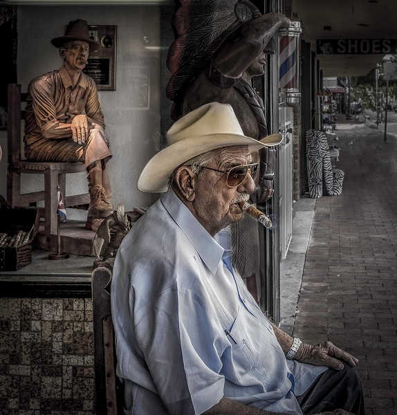 Cigar Man-Little Havana