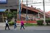Mexico : Un centro comercial en Villa Coapa fue destruido tras el sismo del 19 de septiembre / A shopping mall was destroyed after the September 19th eatrhquake / Mexiko : Mexiko nach dem Erdbeben © Prometeo Lucero/LATINPHOTO.org