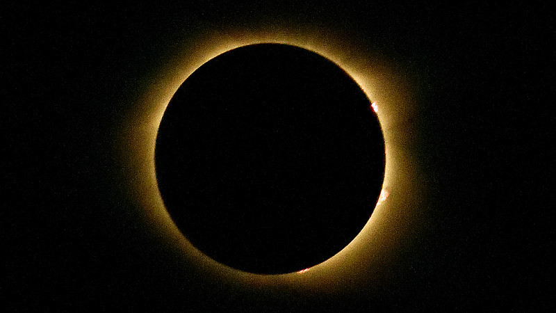 Total Eclipse Of The Sun - Simpsonville, South Carolina