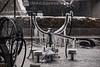 Der Fasnachts - Brunnen ( Tinguely - Brunnen bzw. Carnaval ) ist ein vom Künstler Jean Tinguely geschaffener Brunnen und steht auf dem Theaterplatz in Basel © Patrick Lüthy/IMAGOpress.com