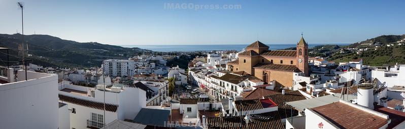Spanien - Málaga : Torrox - Pueblo © Patrick Lüthy/IMAGOpress.com