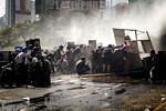 Venezuela : Conflictos en Caracas  / Venezuela conflict Archives - Venezuela Conflict Stock Photos 2017 / Venezuela :  Archivmaterial zum Thema Krise in Venezuela - Caracas - Demonstration - ...