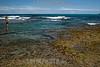 Costa Rica : Caribbean coast / Karibische Küste - Meer - Wasser - Natur - Tourismus - Horizont - Küste - Frau © Andrea Díaz-Perezache/LATINPHOTO.org