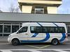 BOGG Bus  beim Stadthaus in Olten © Patrick Lüthy/IMAGOpress.com