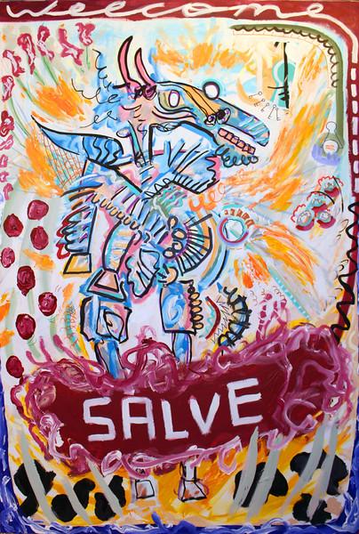 255 - Salve - 200x130cm