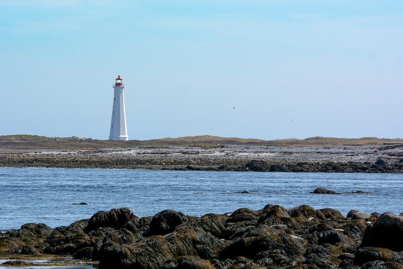 Cape Sable Island lighthouse