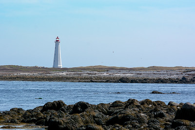 Cape Sable Island lighthouse