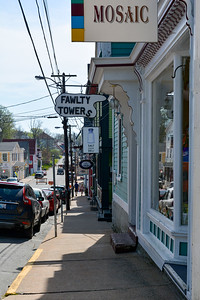 Streets of Lunenburg