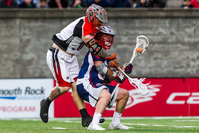 MLL: Denver Outlaws @ Boston Cannons