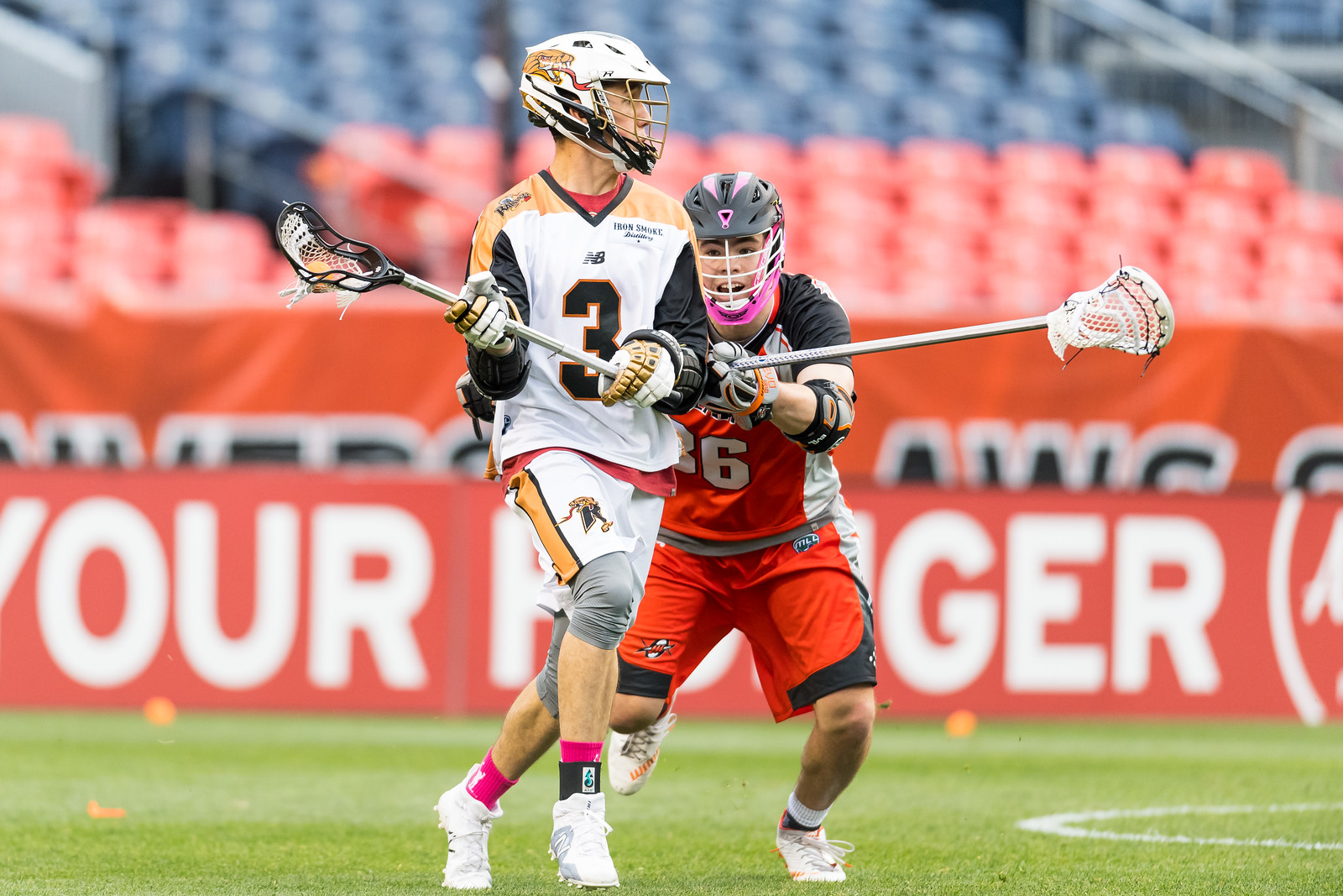 Title: MLL: Rochester Rattlers @ Denver Outlaws