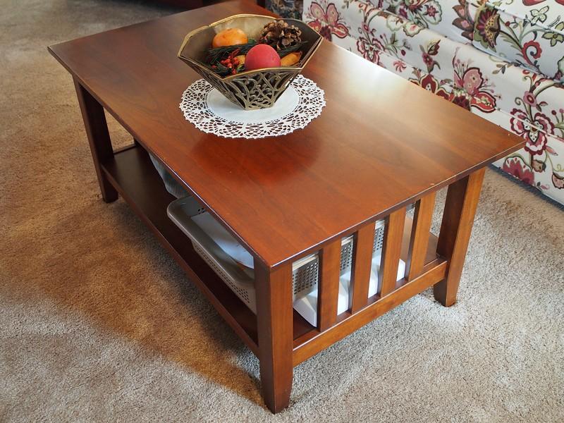 Riski's Coffee Table