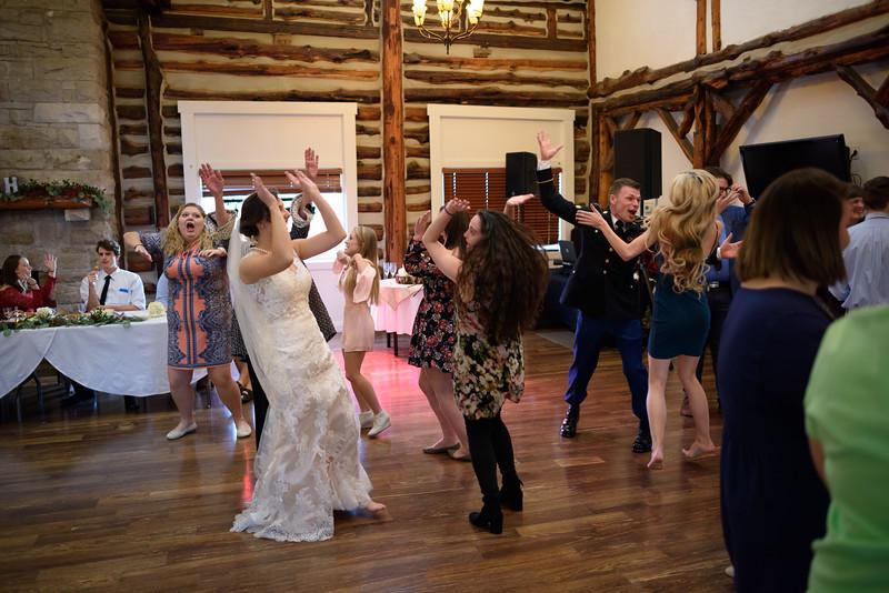 Haley and Blake Wedding Photography-424