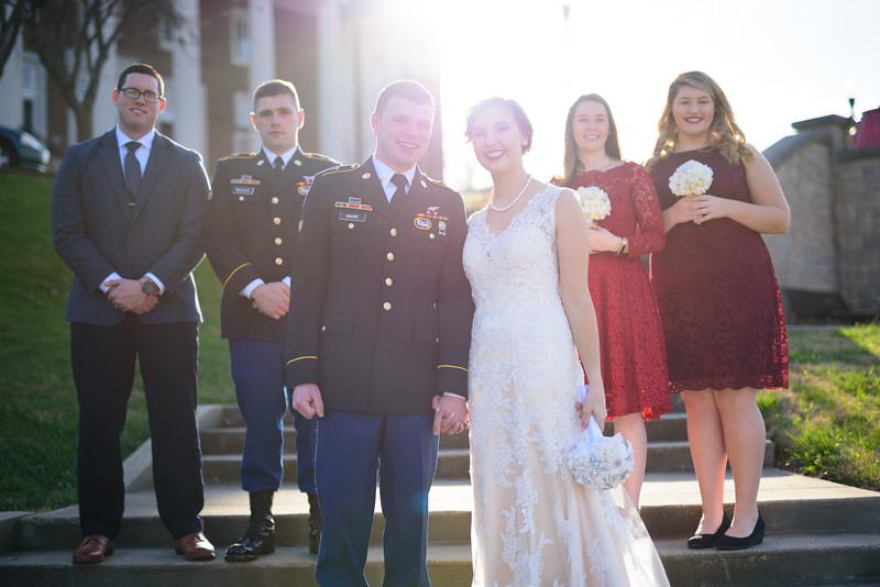 Haley and Blake Wedding Photography-340