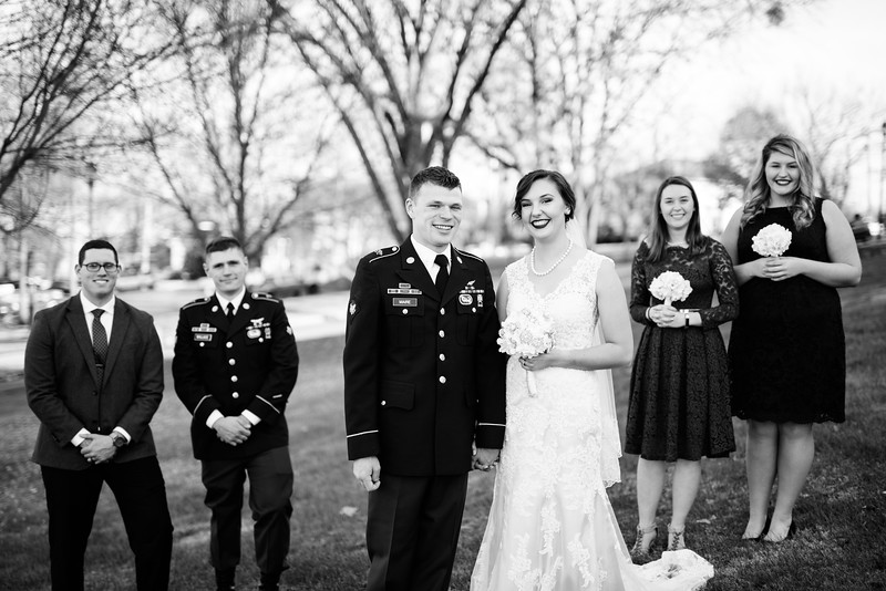 Haley and Blake Wedding Photography-337