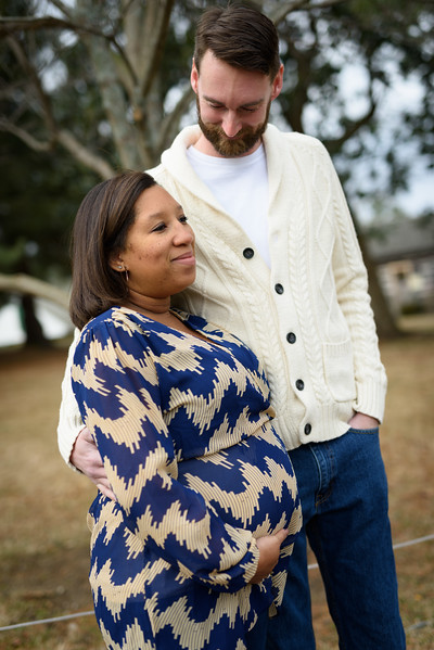 Shannon and Ryan Maternity -3