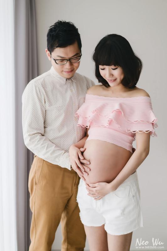 孕婦寫真,好拍市集,Neo,Napture,Pregnant,孕婦寫真推薦,孕婦禮服,孕婦照