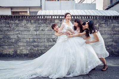 一家餐廳 結婚 [祥俐&欽湧]