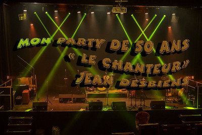 50 ans en photos Jean Desbiens