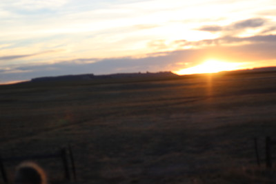20170318 Wyoming Sunset