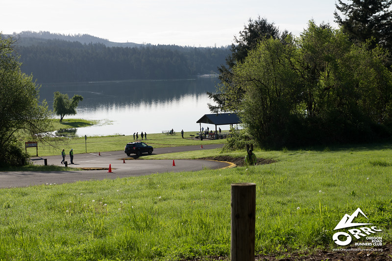 2017 05 06 - Hagg Lake Runs