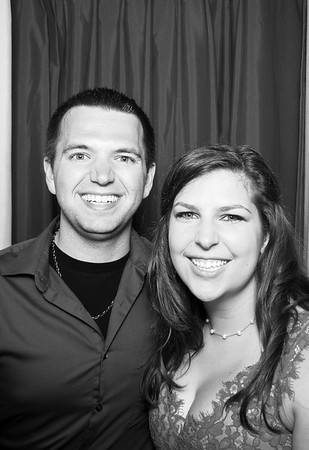 Full frames from Kate & Patrick's wedding day photo booth.