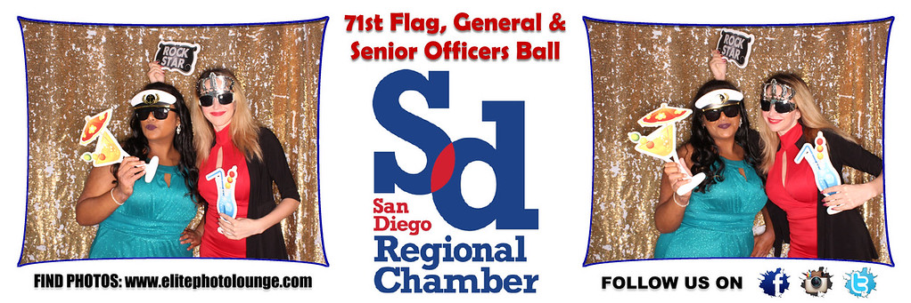 2017.07.28 71st Flag, General & Senior Officers Ball (Photo Booth)