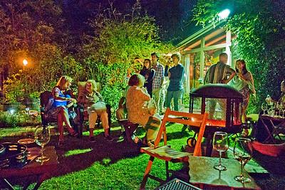Freddy Clarke birthday party