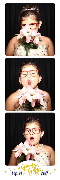 Andriana and Joe's wedding photo booth at On the Glen on Glenburn Farms in Vinton, VA on Saturday, September 16, 2017.