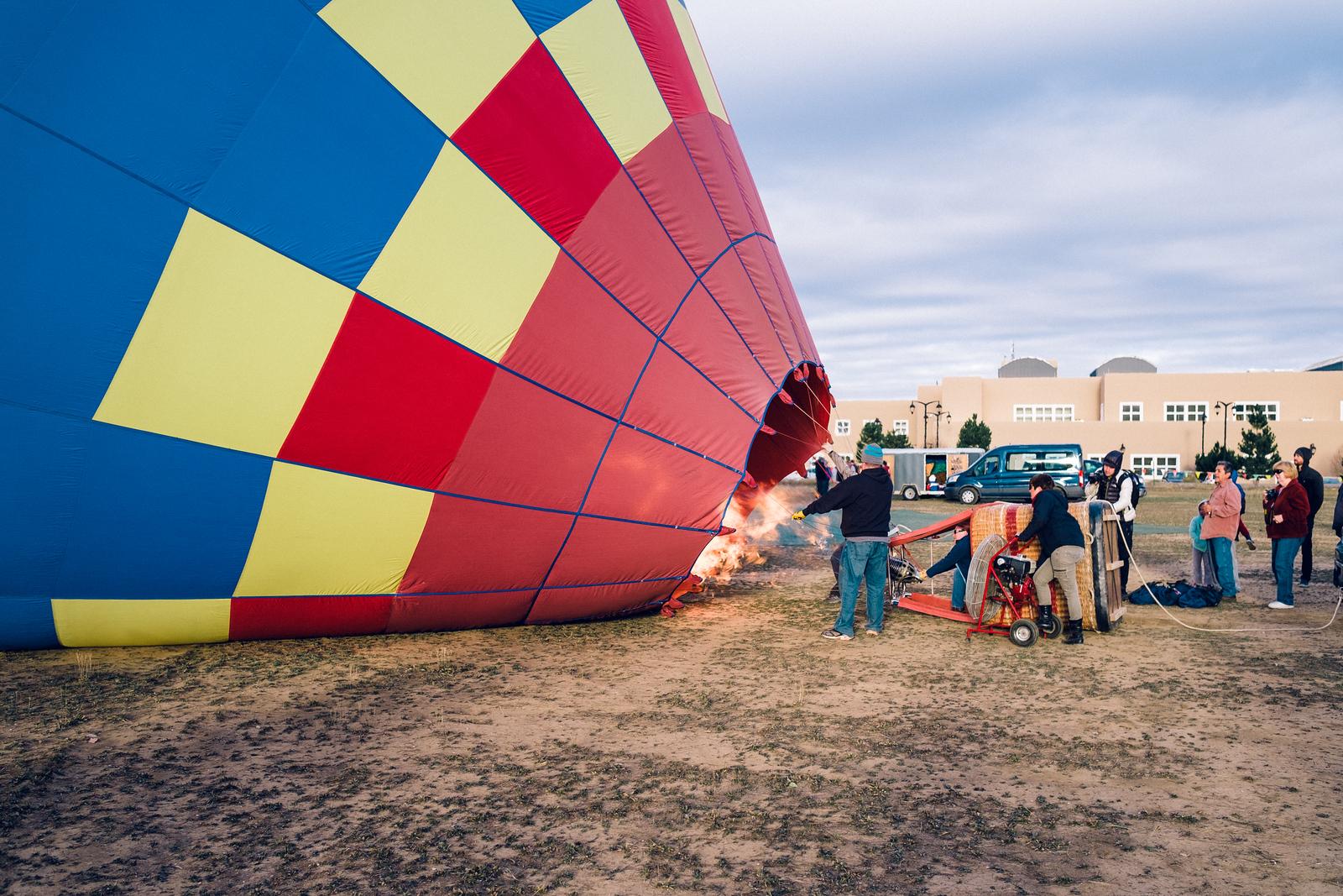 Taos Balloon Festival