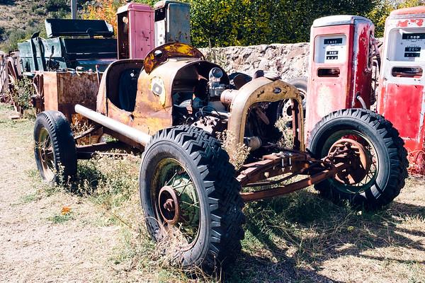 Roadside Junk Collection