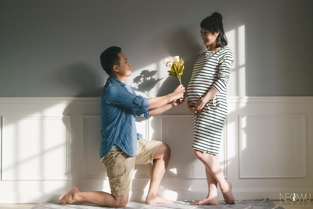 孕婦寫真,孕婦寫真推薦,孕婦照,台北孕婦寫真推薦,自然光孕婦寫真