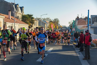 2017/11/26 Maraton La Rochelle