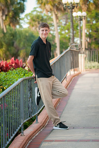 Erin & Patrick's Portraits at New College of Florida, Sarasota, FL