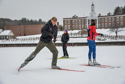 3/16/18 Nordic Ski-a-thon