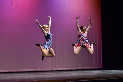 4/5/18 Dance Choreography Presentations