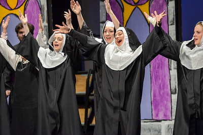 Nov. 2017 Sister Act: The Musical
