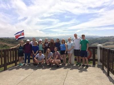 Volunteer Club - Costa Rica, April 2018