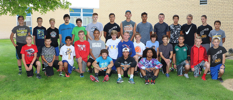 Gering Cross coutnry team and seniors